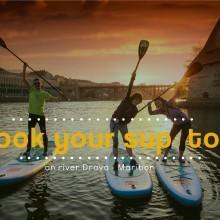 Buchen Sie Ihre SUP-Tour